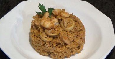 arroz marinero olla express